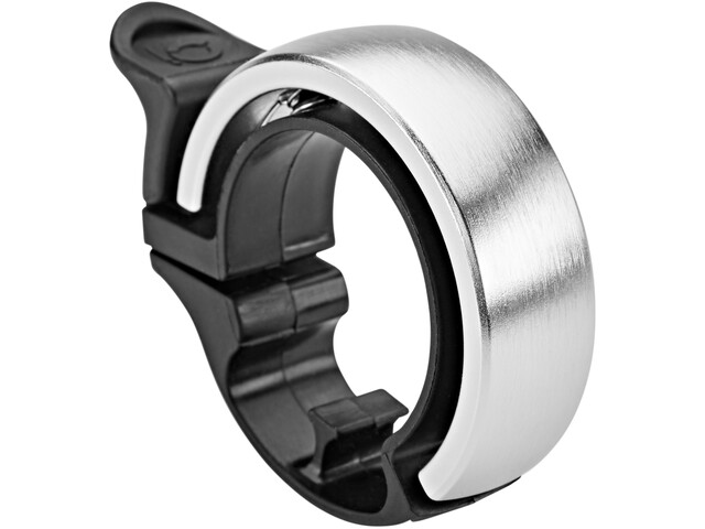Knog Oi Ringeklokke sort/sølv